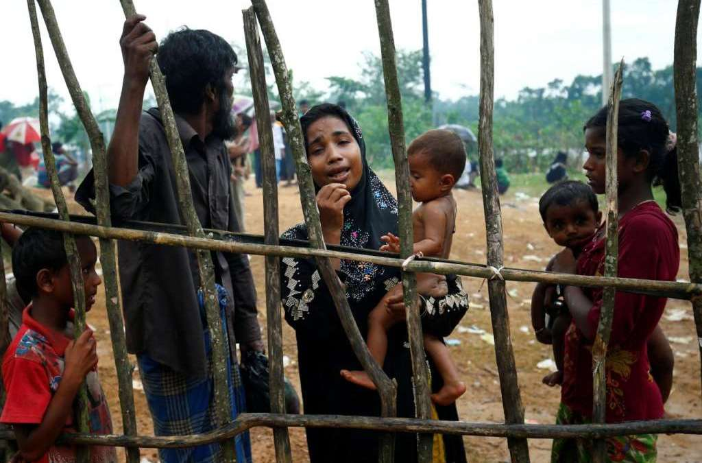 UNICEF: Rohingya Refugee Children in Bangladesh Face 'Hell on Earth'