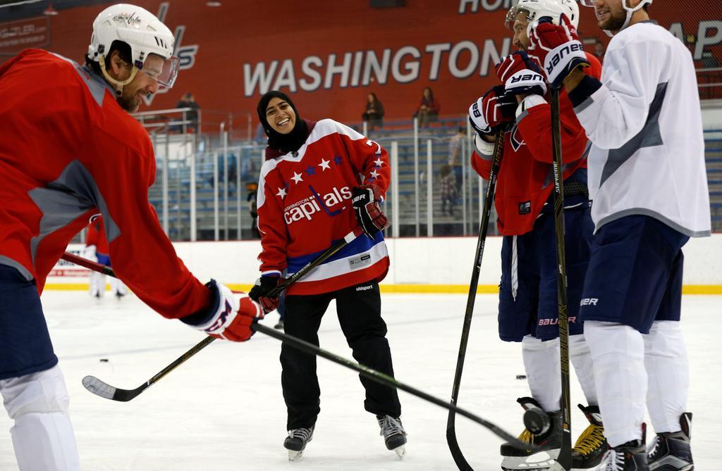 Kuwait's Ice Ladies to Mark Presence on Hockey Rinks