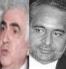 Ambassadors Seyed Hossein Mousavian and Nassif Hitti