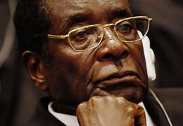 Robert Mugabe public domain
