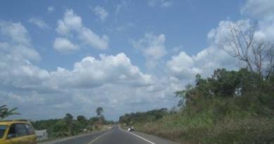 Gbarna Highway