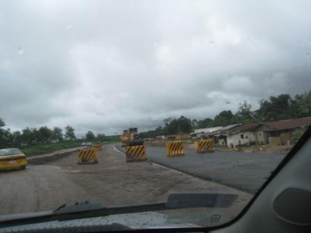 Monrovia Kakata Highway
