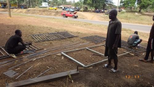 welding Liberia