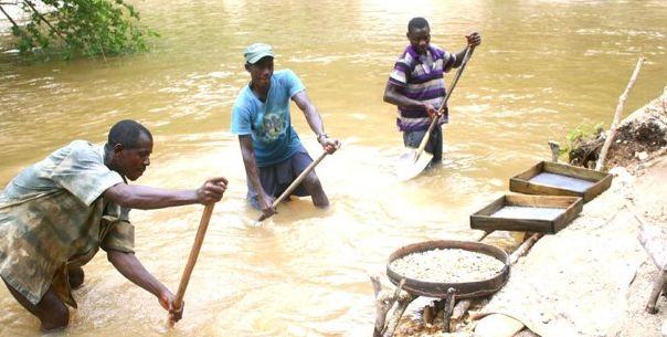 The Baseline Survey targeting the Artisanal Diamond Diggers in Weasua, Liberia (January 2020)