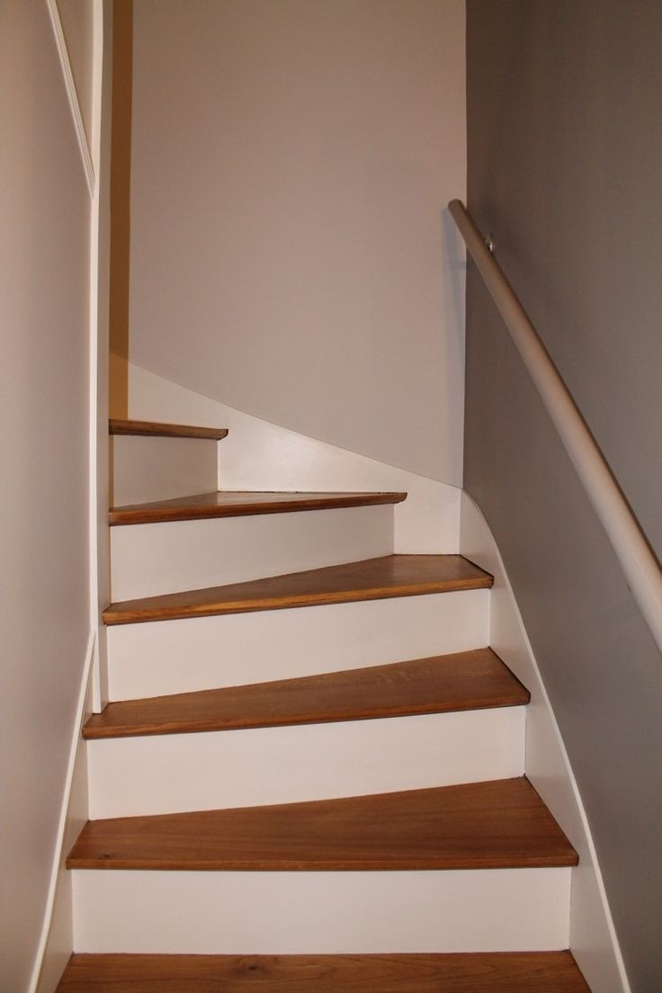 Renovation Wood Staircase Stripping Steps To Bring Them Back In   Stripping Stairs Back To Wood   Sanding   Carpeted Stairs   Paint   House   Hardwood