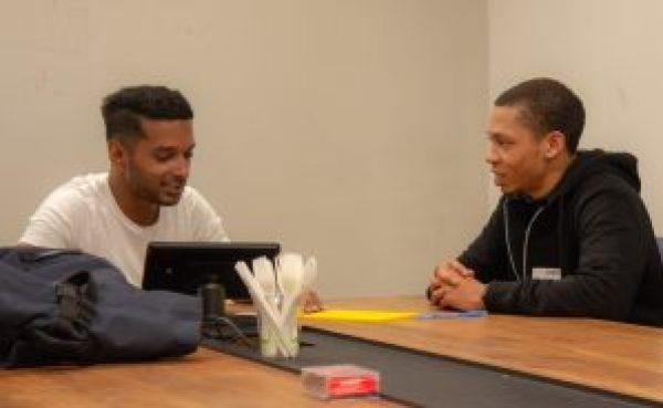 Mock tech Interview for The Hidden Genius Project's Career Prep Program