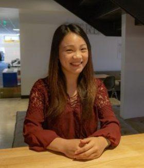 Ingrid Wu, Uber Eng Intern