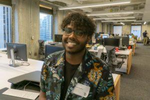 Ahmed Moalim, Career Prep Program fellow