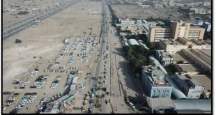 تقييم الطلب على المواقف في المستشفيات العراقية: مستشفى الصدر كحالة دراسية