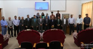 Faculty of Engineering /University of Kufa held a scientific symposium on the medical applications of polymer fibers and composite nanoparticles prepared by Electronic spinning