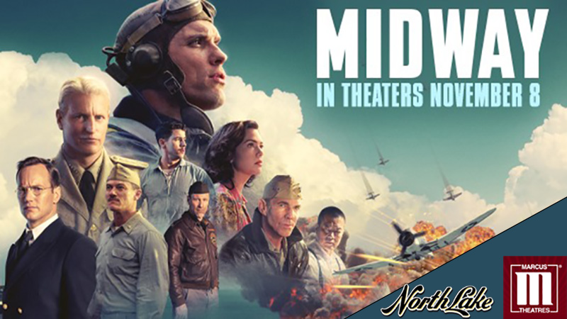 """نتيجة بحث الصور عن فيلم Midway"""""""