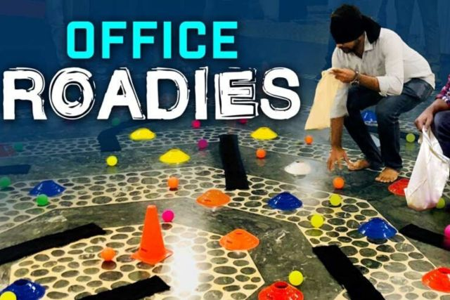 Office Roadies - Employee Engagement Activity