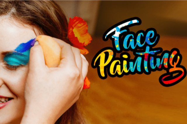 Face Painting - Employee Engagement activity