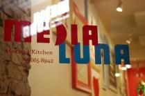 Media Luna Logo by Elkemo