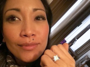 Congrats to Newly Engaged Fly Girl Carrie Ann Inaba ...