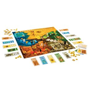 lost cities  board image