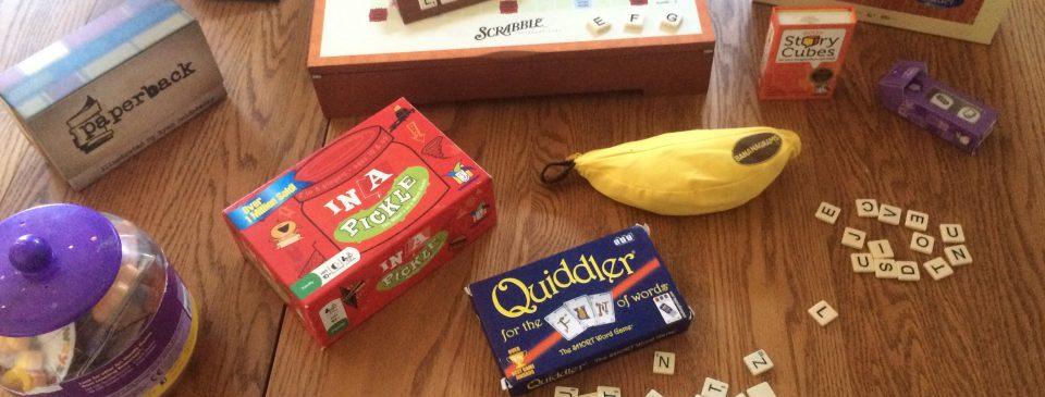 Games That Teach Literacy and Language Skills