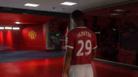 FIFA 2017 Alex HUNTER