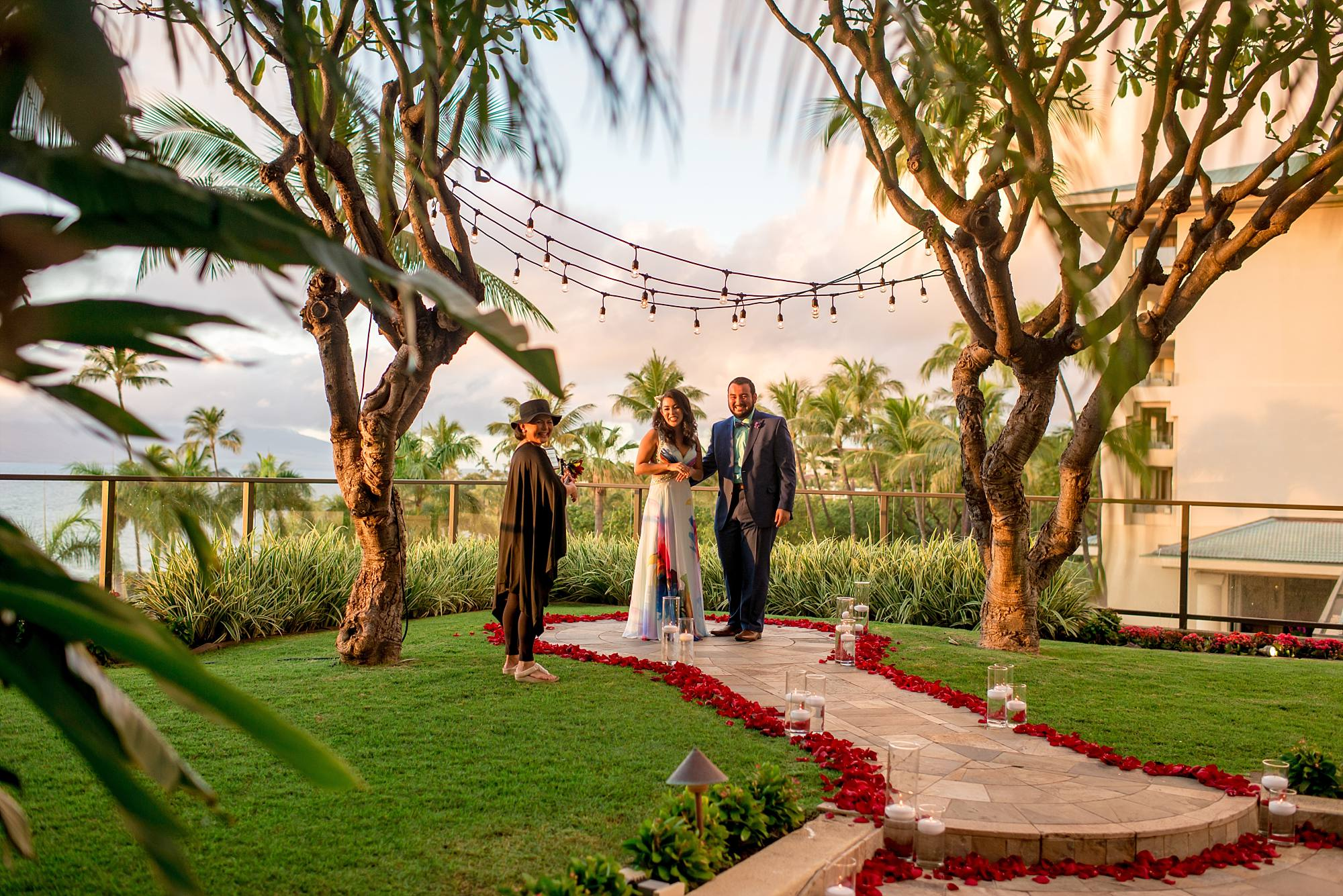 Valentines Day Proposal At The Four Seasons Maui Renan