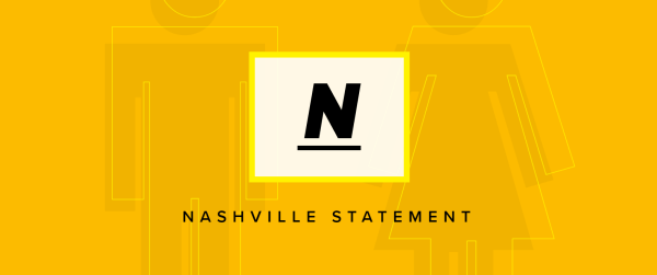 On the Nashville Statement