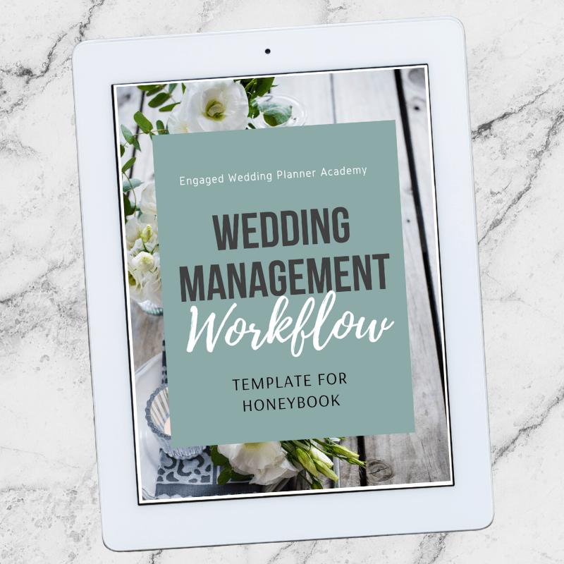 Wedding Planner educator