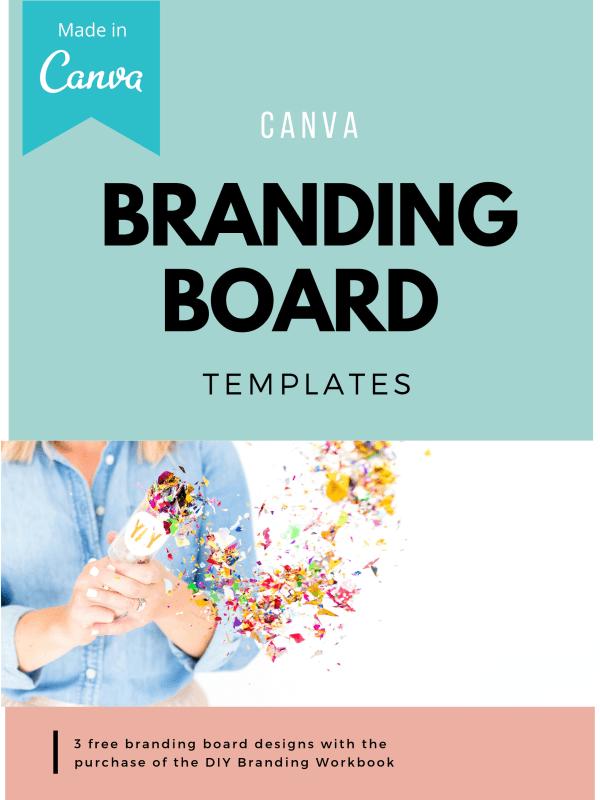 DIY Branding Workbook, becoming a wedding planner, wedding planner product