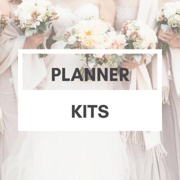 Wedding Planner Kits