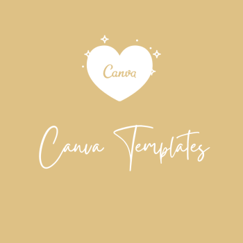 Wedding Planner Canva Templates