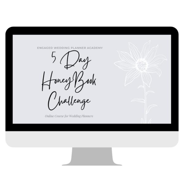 HoneyBook 5 Day Challenge