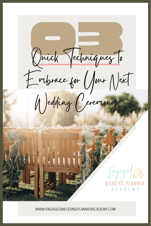 Are you nervous about managing your next ceremony? Use these wedding ceremony tips to help give you the self-assurance you're looking for. | marriage ceremony, wedding ceremonies, Wedding Ceremony, wedding ceremony ideas, wedding ceremony layout, wedding ceremony seating, wedding ceremony template, wedding ceremony timeline, wedding ceremony timeline template, wedding order of service template