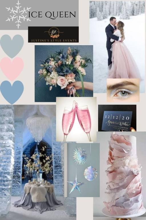 aesthetic moodboard, Christmas wedding, holiday wedding, holiday wedding mood boards