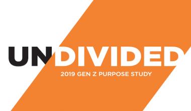 Gen Z 2019 Purpose Study Porter Novelli/Cone