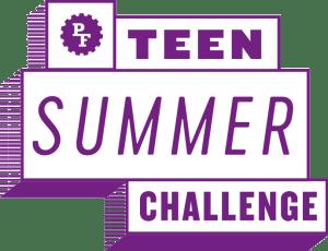 teen summer challenge logo