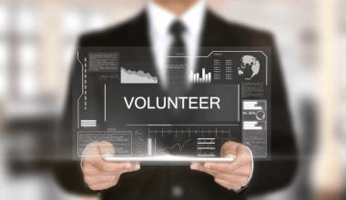virtual volunteering webinar