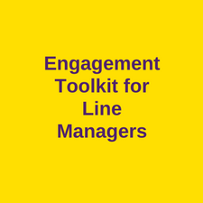 engagement toolkit for line manager