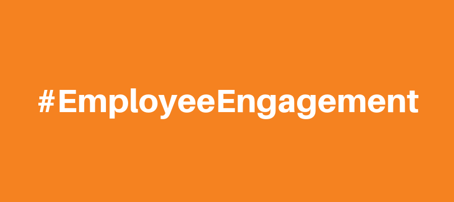 employee engagement hashtags