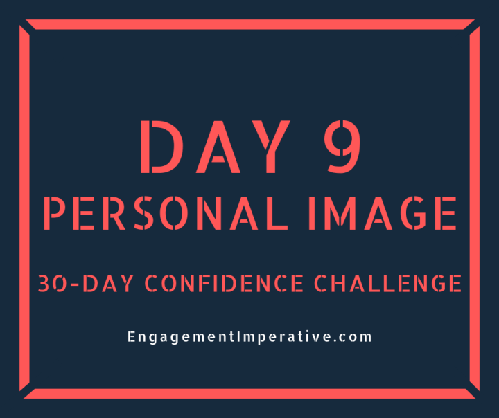Day 9: Five Minutes to Confidence