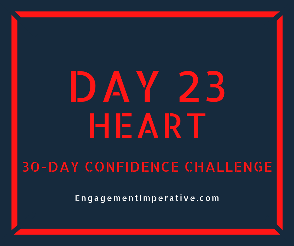 Day 23: Thought Patterns and Confidence