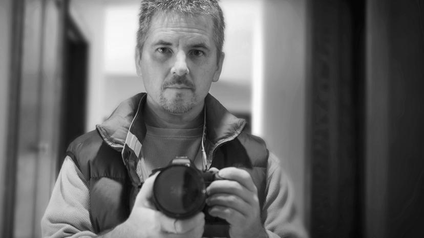 John Noltner Self Portrait