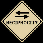 social exchange theory and engagement-reciprocity