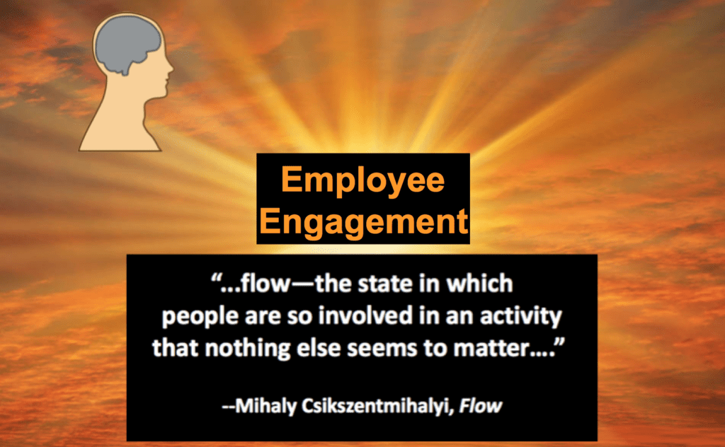 cognitive energy- definition of employee engagement