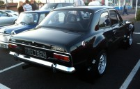 Beautifully clean Mk1 Ford Escort RS2000. Interior equally as tidy.