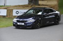 BMW M4 coupé; specification crowdsourced by Pistonheads readers