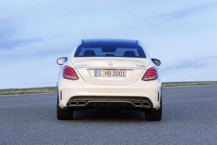 2015 Mercedes-AMG C 63 Saloon 005