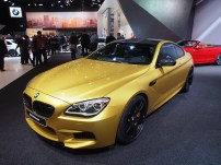 Revised BMW M6, looking more like the M4