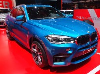 The X6 M - not made better by being blue