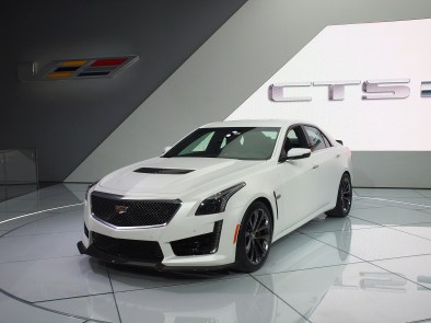 And this is the crazy 640 bhp CTS-V