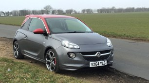 2015 Vauxhall Adam Grand Slam