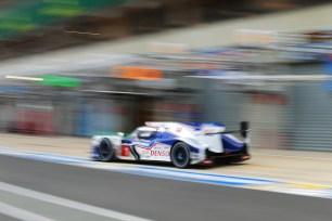 2015 Le Mans Toyota TS040