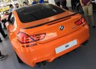 2015 Goodwood FOS BMW M6